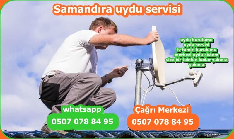 Samandira Uydu Teknik Servisi Samandira Uydu Ariza, Çanak anten kurulumu fiyatları, Çanak kurulum servis ücreti, Samandira Uydu servisi, size en yakın uyducu,