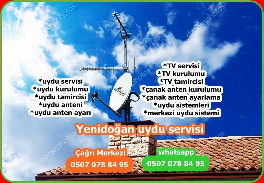 Yenidoğanuydu servisi uydu montajı merkezi uydukurulumu tv tamiri